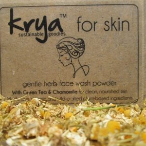 Krya classic face wash is best suited for normal to oily , pitta prakriti skin.