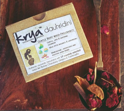Krya Dauhridini BodyWash for Pregnant Women