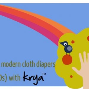 Krya guide to washing cloth diapers